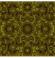 green and brown background vector image