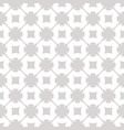 gray and white geometric ornament abstract vector image vector image