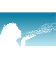 make a wish vector image vector image