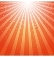 Sun Rays abstract background vector image vector image