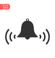 ringing bell iconbell icon art eps image vector image vector image