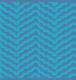 winter blue frost seamless pattern vector image