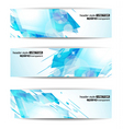 banners vector image vector image