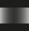 modern geometric background monochrome repeating vector image vector image
