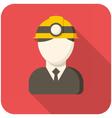 Work icon vector image