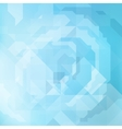 Blue Abstract Mesh Background EPS 10 vector image
