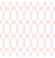 tile pattern with pink and white background vector image vector image