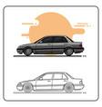 premium retro car