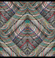 tapestry geometric seamless pattern vector image vector image