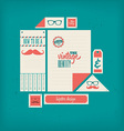 Vintage identity vector | Price: 1 Credit (USD $1)