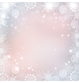 Christmas Abstract Bokeh Background vector image