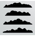 clouds collection twenty seven cute clouds vector image