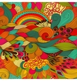 Seamless pattern abstract background with colorful vector image vector image