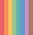 Vertical Colorful Striped Seamless Background vector image vector image