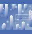 futuristic background with gradients vector image vector image