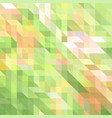 mosaic texture pattern in colors of spring vector image