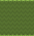 greenery and black chevron seamless pattern vector image vector image
