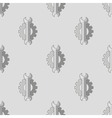 Set of Metallic Wrench Grey Seamless Pattern vector image vector image