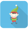 Elf icon vector image