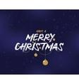 Merry Christmas typographic emblems set
