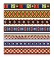 Colorful borders collection