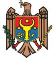 Moldova vector image vector image