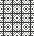 Seamless geometric abstract pattern background vector image vector image