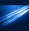 bright abstract futuristic speed light from the vector image
