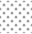 cleaning bottle pattern seamless vector image
