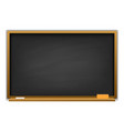 creative of chalkboard vector image