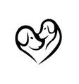 pet shop dogs vector image vector image