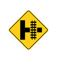 usa traffic road signs you will encounter a vector image vector image