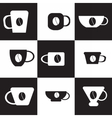 coffecup vector image