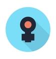 web icon strategy business marketing symbol vector image