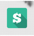 Dollar Money Icon vector image