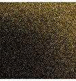 gold glitter dust sparkley texture vector image vector image