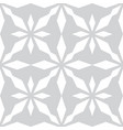 art abstract geometric light white gray pattern vector image vector image