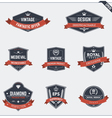 Big sale ribbons vector image