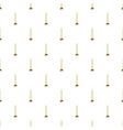 brush for a floor pattern vector image vector image