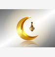 ramadan mubarak background ramadan kareem card vector image vector image