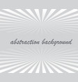 white gray abstract pattern background vector image