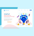 isometric online funnel generation sales customer vector image vector image