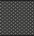 mesh seamless pattern thin wavy lines texture vector image vector image