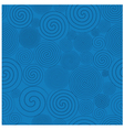 Sky Line Art Pattern vector image vector image