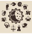 zodiac vector image vector image