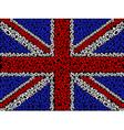 British flag symbol of anarchy vector image