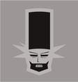 Elegant chef symbol vector image vector image