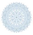 unique mandala design ornamental pattern for vector image vector image