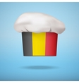 Belgian national cuisine vector image