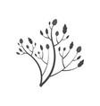 humulus logotype vector image